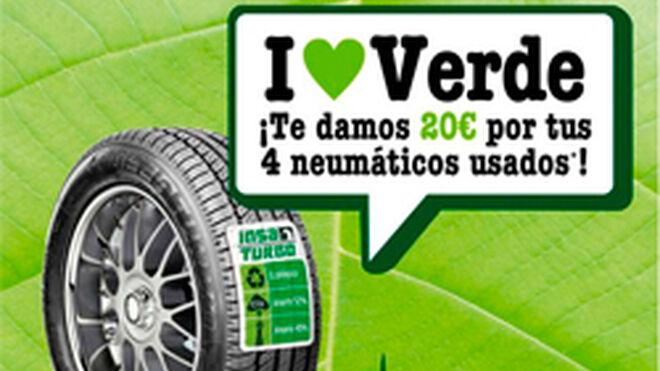 "Ecological Drive, nueva campaña ""I love Verde"""