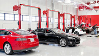 Telefónica conectará los coches Tesla al taller