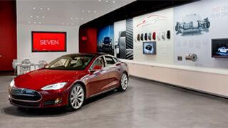 Tesla, el coche que se vende en tiendas, no en concesionarios