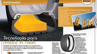 Tecnología Continental para reducir el ruido