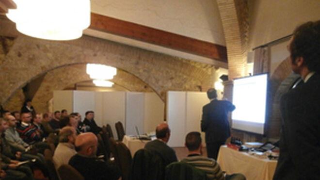 Grovisa presenta su oferta de encendido a 40 talleres de Girona