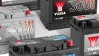 Yuasa, renovación total de sus baterías de automoción