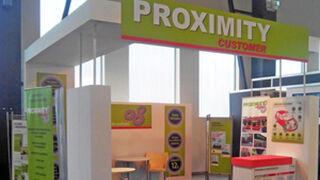 Proximity presentó su proyecto en la feria Franquicat