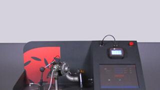 Turbo Service presenta el nuevo banco de comprobación de flujo de gases