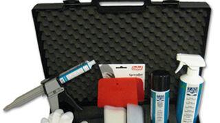 EMM, nuevo kit Tander4Plastic de reparación de plásticos