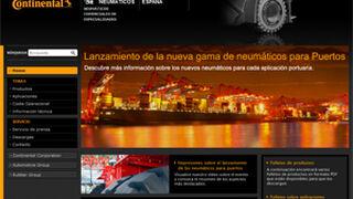 Continental, nueva web de cubiertas especiales en español