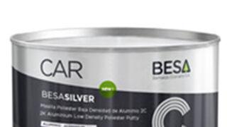 BESA Silver, nueva masilla de aluminio de baja densidad