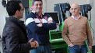 El Bosch Diagnostics Team conoce el nuevo equipamiento Bosch