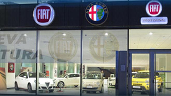 Grupo Julián inaugura concesionario Fiat en Burgos