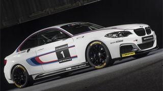 Dunlop, proveedor oficial de la Copa BMW M235i Racing Cup