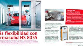 Spies Hecker: más flexibilidad con Permasolid HS 8055