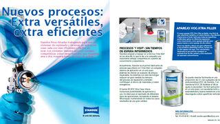 Standox, nuevos procesos: Extra versátiles, extra eficientes