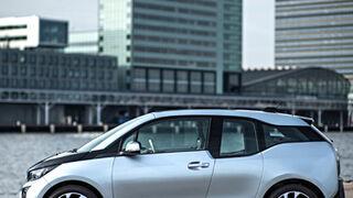 Basf aporta pinturas al nuevo BMW i3