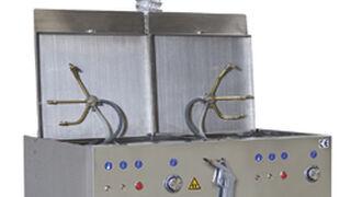 S.U.M.O. Un lavapistolas adaptado a cada taller