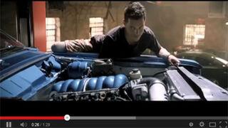 Un mecánico protagoniza el último gran estreno de cine