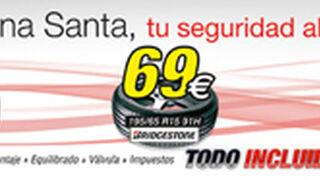 First Stop, neumáticos montados desde 59 euros
