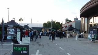 Más de 250 reparadores andaluces acudieron a la Profit Zone de Festool