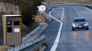 Prohíben los detectores de radares en los vehículos