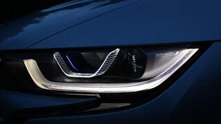 BMW estrenará luces láser en otoño con su modelo i8