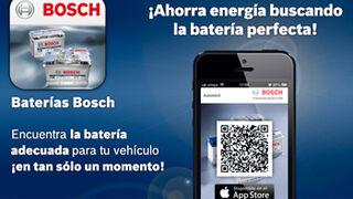 Bosch, consejos sobre baterías en vídeo y app