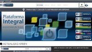 ARMIN luce nueva web