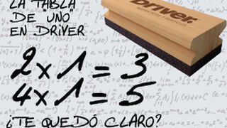 Talleres Driver, matemáticas y regalos para vender neumáticos