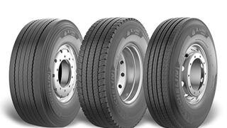 Michelin amplía medidas para su gama X Line Energy