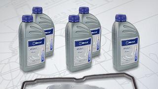 Meyle, nuevos kits de cambio de aceite para cajas automáticas