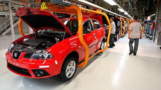 La producción de vehículos en España crece el 11% en 2014