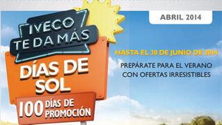 Iveco lanza ofertas especiales en mantenimiento