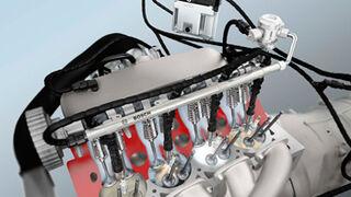 La inyección directa de gasolina Bosch reduce el 15% el consumo