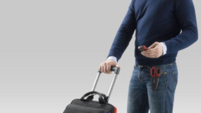 Facom, nueva bolsa de herramientas con ruedas