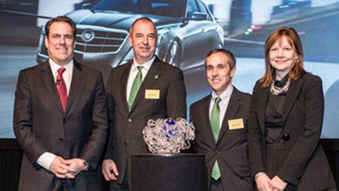 Mann+Hummel, Proveedor del Año 2013 para General Motors