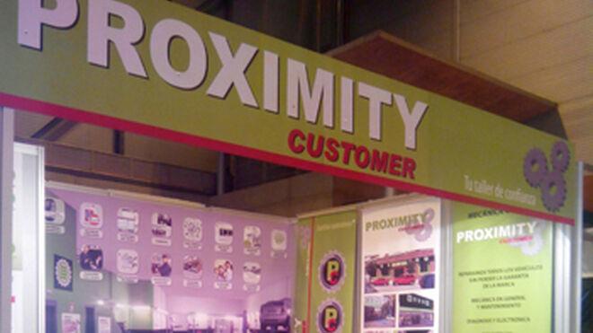 Éxito de Proximity Customer en Expofranquicia
