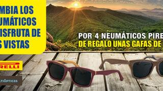 Euromaster, gafas de sol y ecología en su última promoción