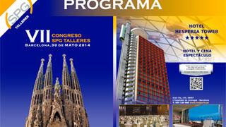 El VII Congreso de SPG Talleres revela su contenido