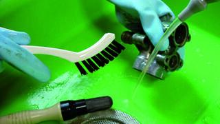 Mewa Bio-Circle, limpieza de piezas fácil y ecológica