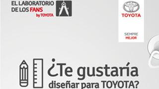 Toyota invita a diseñadores a crear los accesorios del futuro