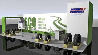 Insa Turbo mostrará sus neumáticos renovados en Reifen
