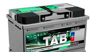 TAB Spain, nuevas baterías de gel para caravanas