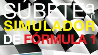 Talleres Driver Center alojarán un simulador de Fórmula 1
