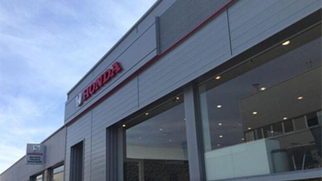 Valdemotor inaugura concesionario Honda en Gijón