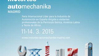 Motortec Automechanika Madrid se pone en marcha