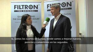 Visita a la fábrica de Filtron en Polonia
