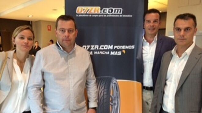 07ZR.com se presenta a los talleres españoles
