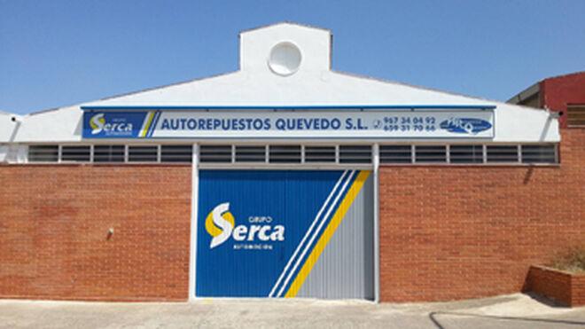 Auto Repuestos Quevedo (Serca) inaugura en Almansa (Albacete)