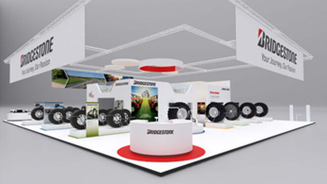 Bridgestone presentará en Reifen una cubierta agrícola premium