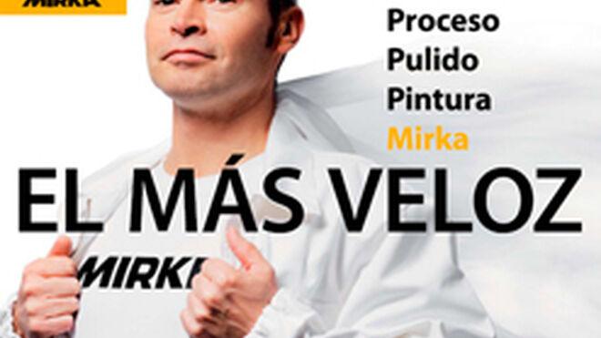 Mirka, nuevo proceso de pulido más veloz y simple