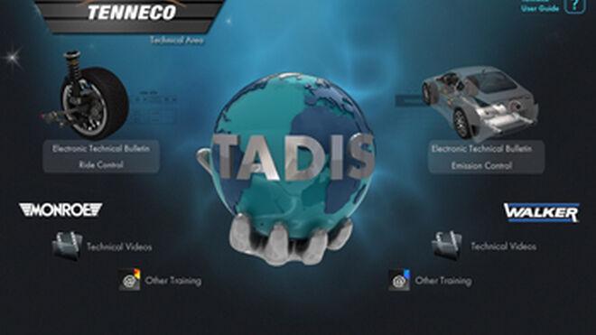 Tenneco TADIS, nuevo sistema de información online para talleres