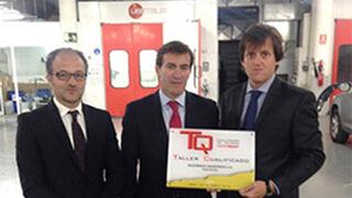Masternou Maquinista (Opel), primer taller TQ Oro de Cataluña